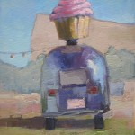 Second Place-Suzanne Stewart-HEY CUPCAKE-oil