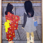 D. Harrison_East Meets West_Marquetry
