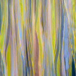 Keena Richardson_Grass Series on Paper #2_ - Oil